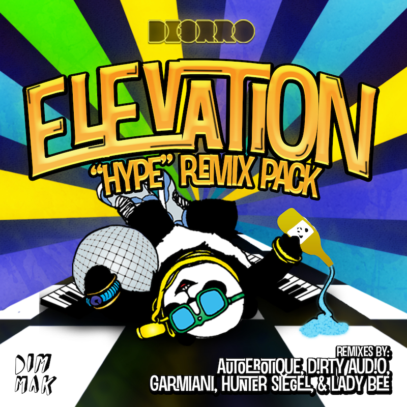 dim mak deorro zoofunktion hype remix pack