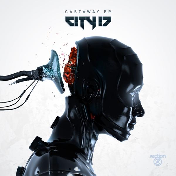 city 17 cast away ep artwork
