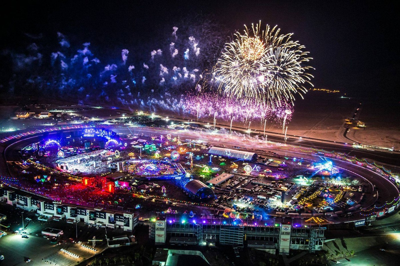 Electric Daisy Carnival brought in dollars