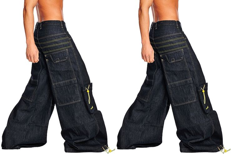 JNCO jeans are back apparently