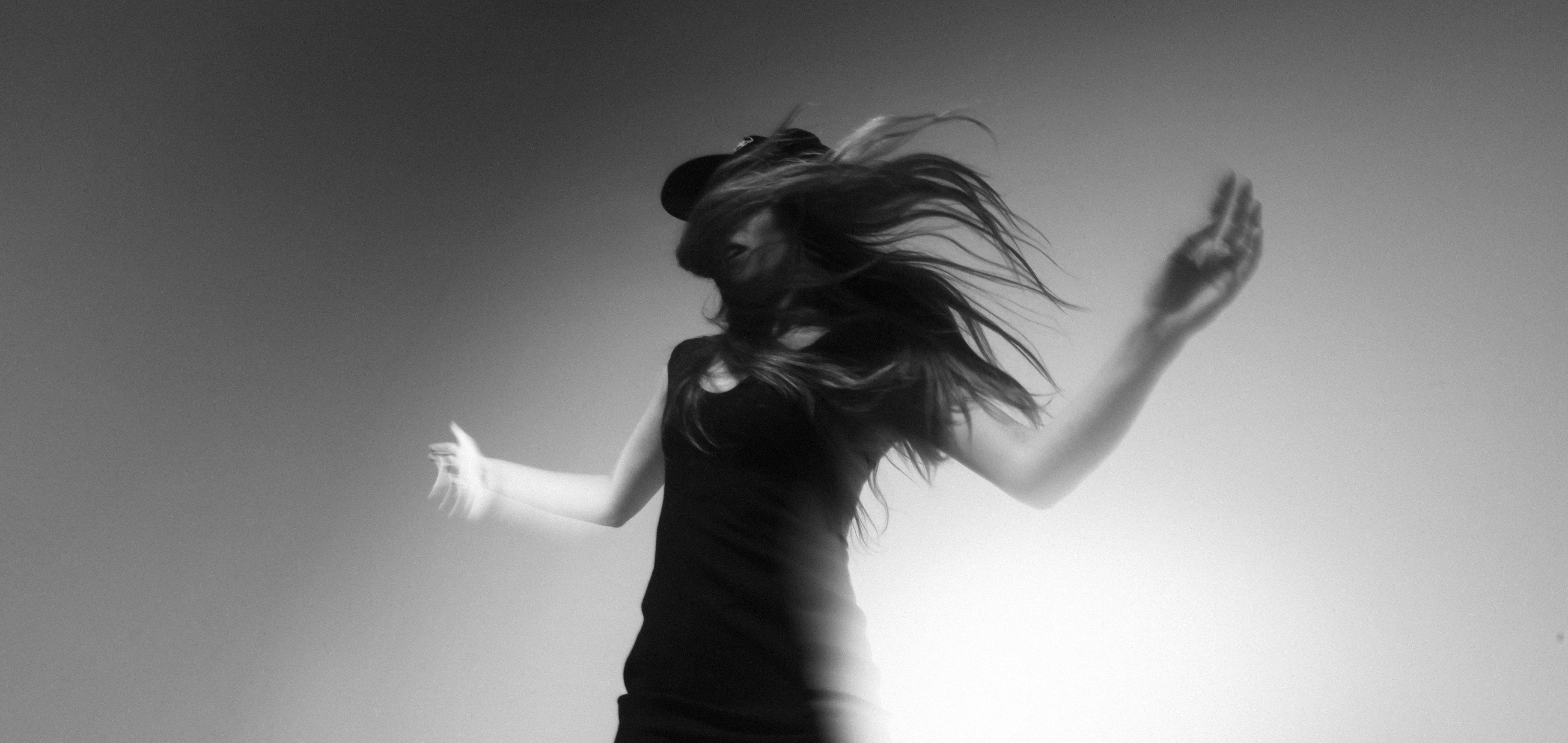 laurel halo dancing promotional photo