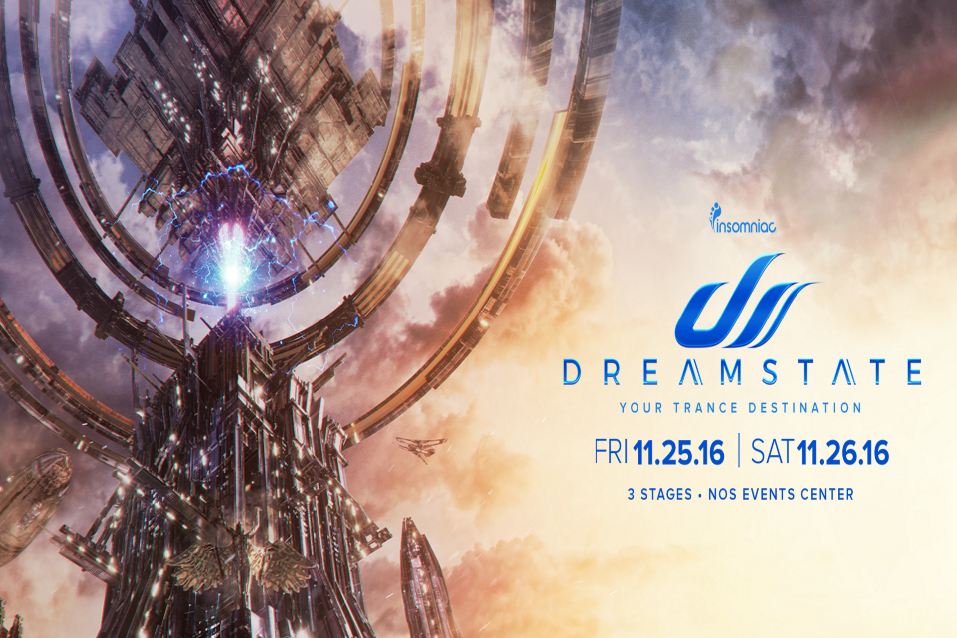 dreamstate 2016 teaser lineup