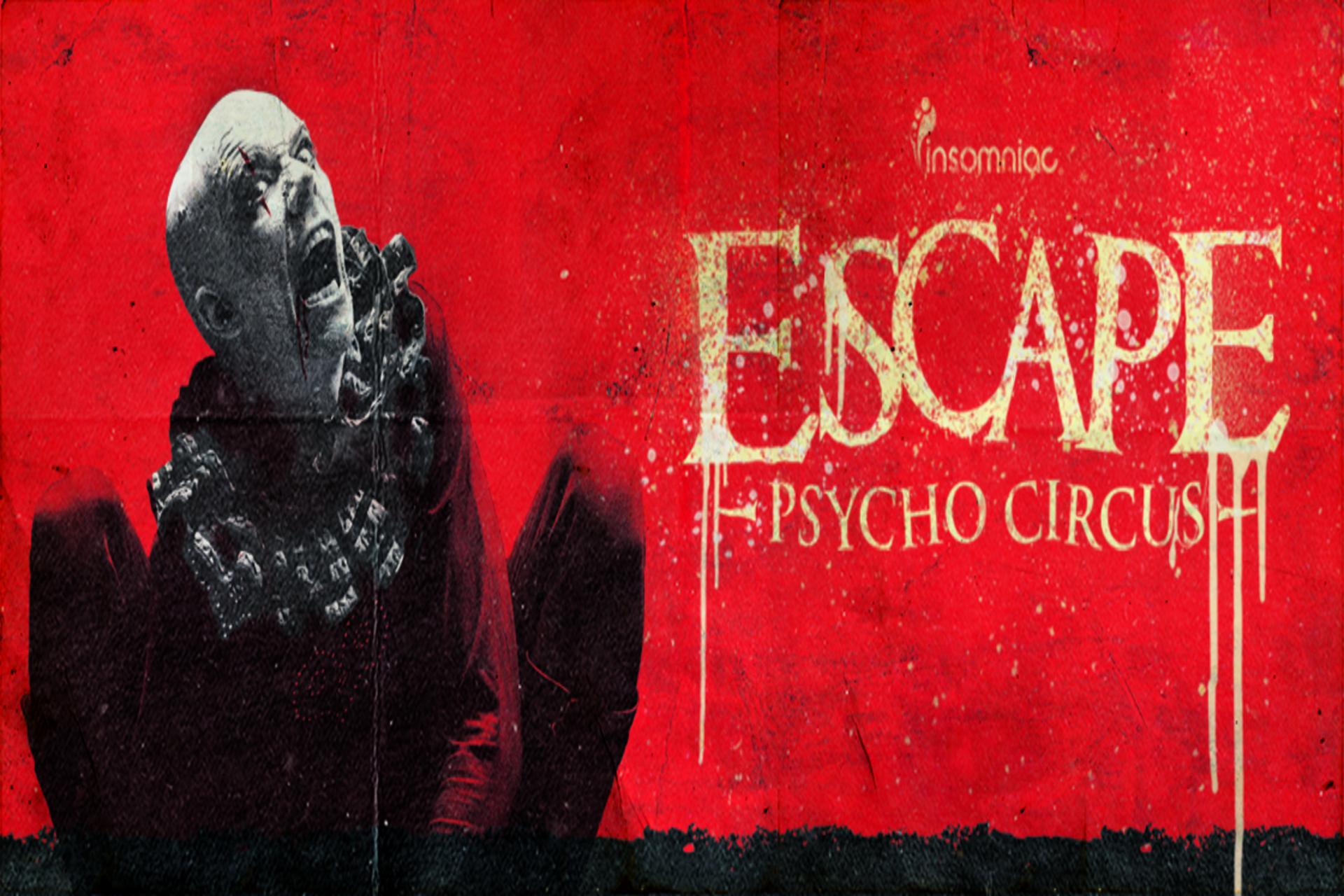 escape 2016 halloween lineup