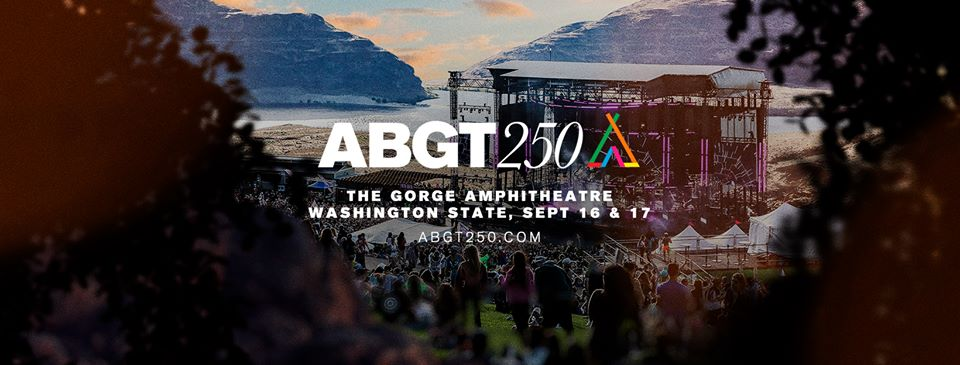 Above and Beyond Group Therapy 250 at the Gorge