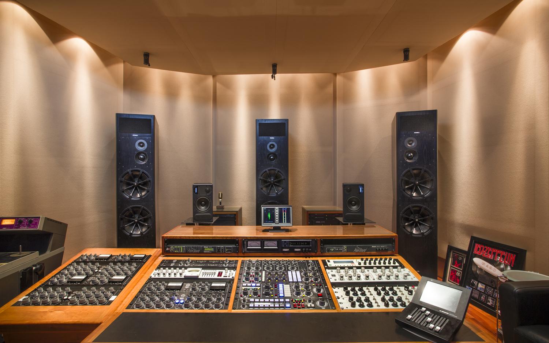 Metropolis Mastering Studios, London