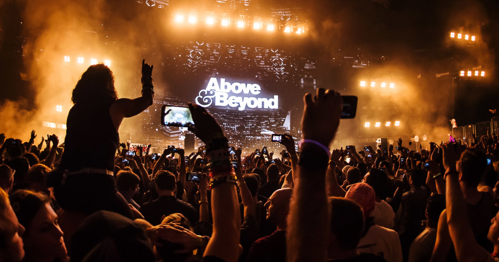 Above & Beyond Heading Image